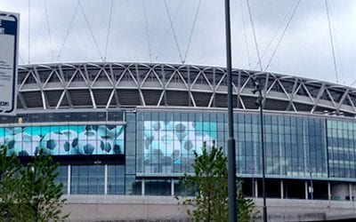 ANPR Parking Systems At Wembley Park